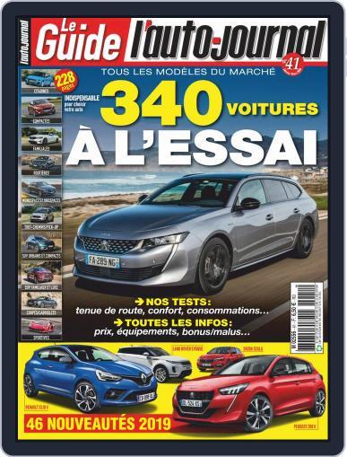 L'auto-journal acheteur Digital Back Issue Cover