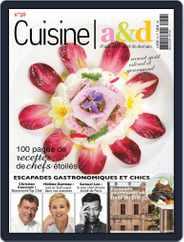 Cuisine A&D Magazine (Digital) Subscription