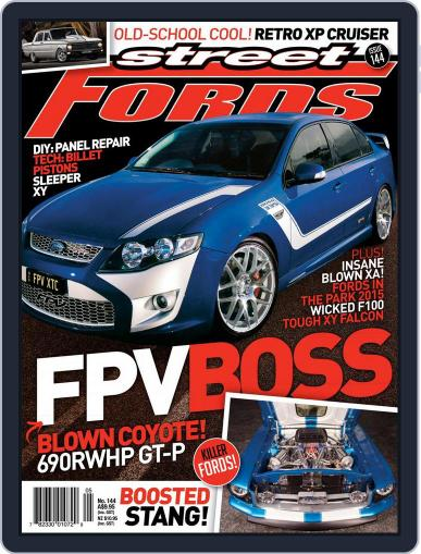Street Fords