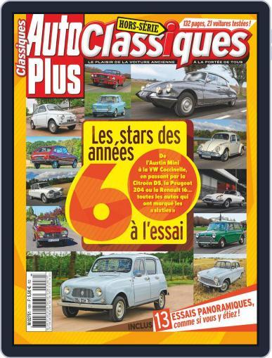 Auto Plus Classiques Hors Série Digital Back Issue Cover
