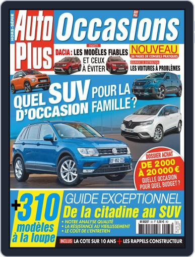Auto Plus Occasion Digital Back Issue Cover