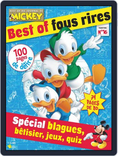 Le Journal de Mickey Hors-Série Best Of Digital Back Issue Cover