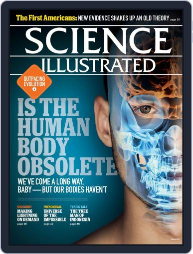 Science Illustrated Digital Back Issue Cover