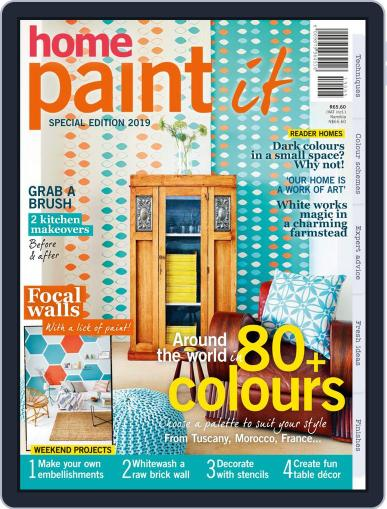 Home Paint It Digital Back Issue Cover