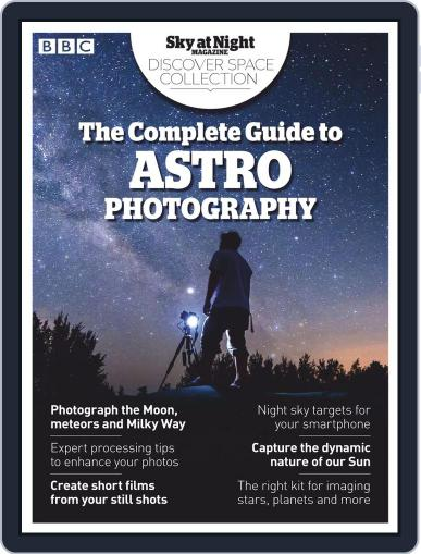 Complete Guide to Astrophotography Digital Back Issue Cover