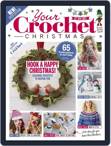 Your Crochet Christmas Digital Back Issue Cover