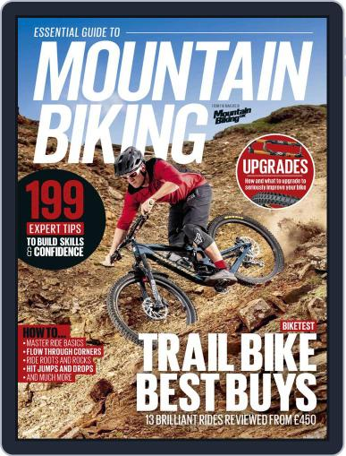 Essential Guide to Mountain Biking Digital Back Issue Cover