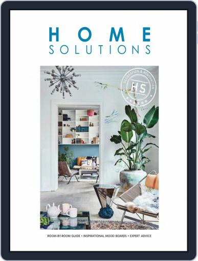 Home Solutions Digital Back Issue Cover