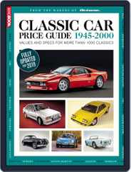 Classic Car Price Guide Magazine (Digital) Subscription