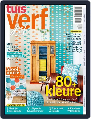 Tuis Verf Dit Digital Back Issue Cover