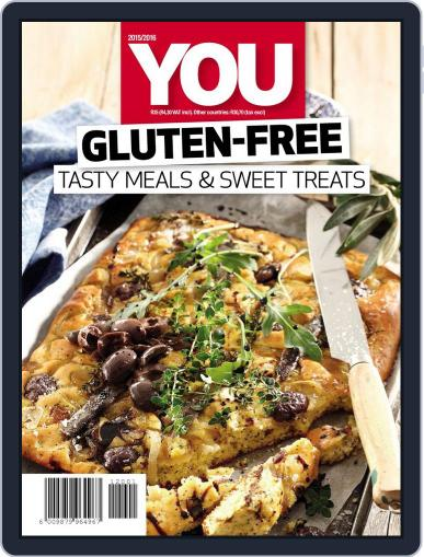 YOU Gluten Free Digital Back Issue Cover
