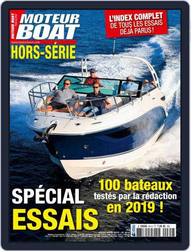 Moteur Boat Magazine HS Digital Back Issue Cover