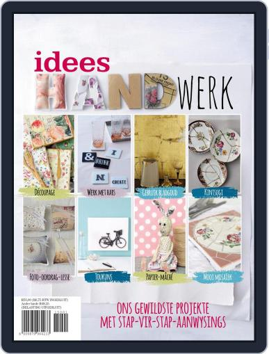 Handwerk Idees July 28th, 2015 Digital Back Issue Cover