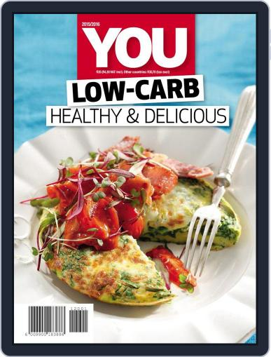 YOU Low Carb Digital Back Issue Cover