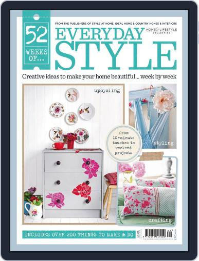 Everyday Style March 5th, 2014 Digital Back Issue Cover