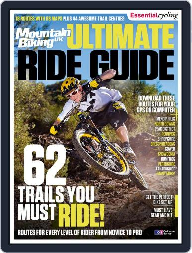 Mountain Biking UK Ultimate Ride Guide Digital Back Issue Cover