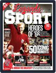 Legends Of Sport Magazine (Digital) Subscription July 1st, 2016 Issue