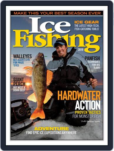 ICE FISHING Digital Back Issue Cover