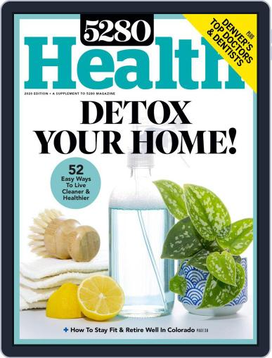 5280 Health Digital Back Issue Cover