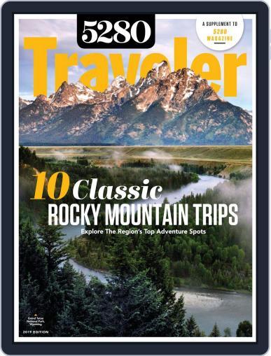 5280 Traveler Digital Back Issue Cover