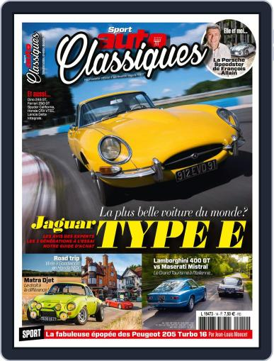 Sport Auto Classiques Digital Back Issue Cover