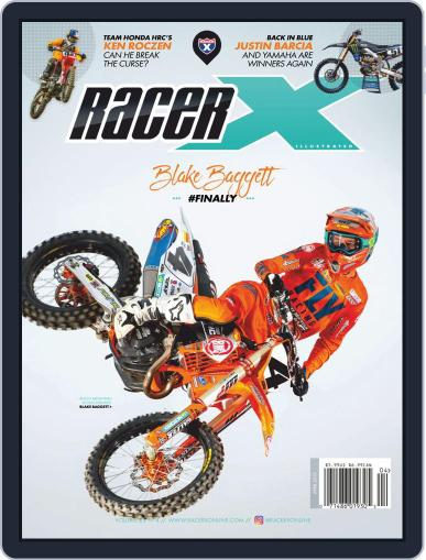 Racer X Illustrated Digital Back Issue Cover