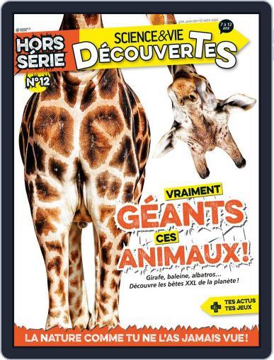 Science et Vie Découvertes Hors Série Digital Back Issue Cover