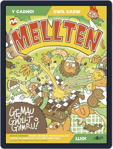 Comic Mellten Digital Back Issue Cover