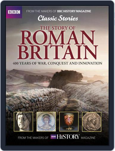 The Story of Roman Britain Digital Back Issue Cover
