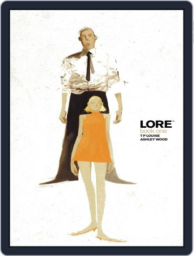 Lore June 4th, 2017 Digital Back Issue Cover