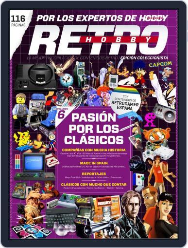 Hobby Consolas Extra Digital Back Issue Cover