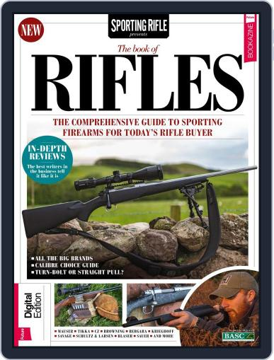 Sporting Rifle Presents: The Book of Rifles November 14th, 2017 Digital Back Issue Cover