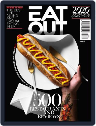 Eat Out Digital Back Issue Cover