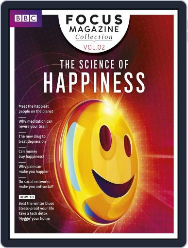 The Science of Happiness Digital Back Issue Cover