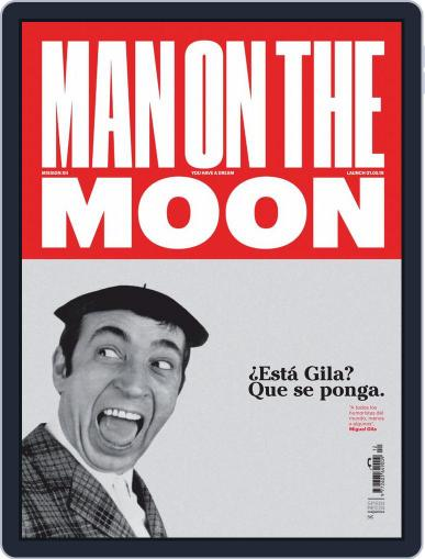 Man on The Moon Digital Back Issue Cover