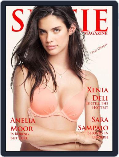 Selfie Digital Back Issue Cover