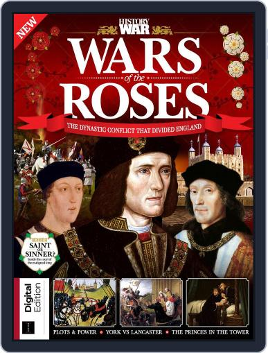 Wars of the Roses April 18th, 2018 Digital Back Issue Cover
