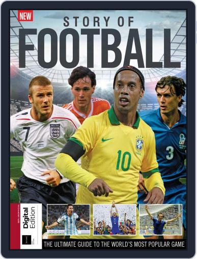 Story of Football Digital Back Issue Cover