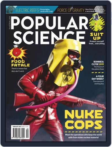 Popular Science Australia Digital Back Issue Cover