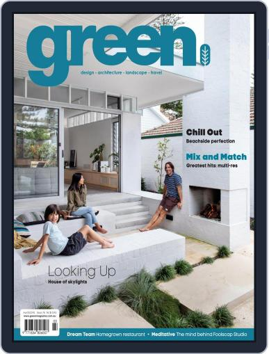 Green Magazine (Digital) March 1st, 2021 Issue Cover
