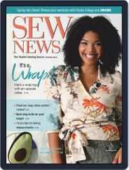SEW NEWS Magazine (Digital) Subscription January 1st, 2021 Issue