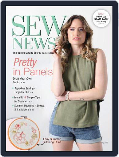 SEW NEWS Magazine (Digital) March 1st, 2021 Issue Cover