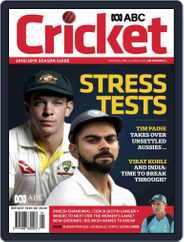 ABC Cricket Magazine (Digital) Subscription October 11th, 2018 Issue