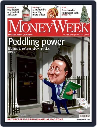 MoneyWeek Magazine (Digital) April 16th, 2021 Issue Cover