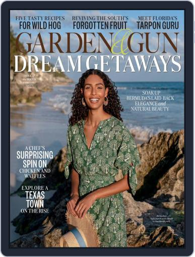 Garden & Gun Magazine (Digital) February 1st, 2021 Issue Cover
