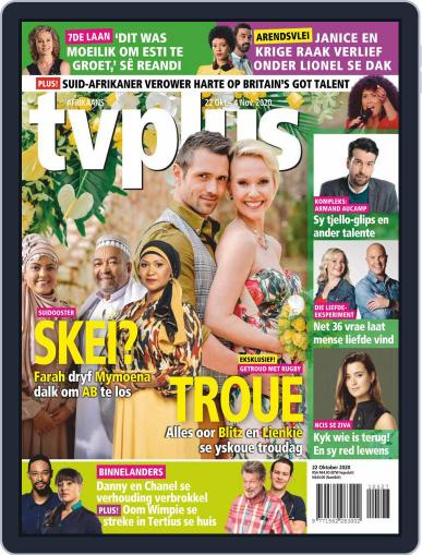 TV Plus Afrikaans Magazine (Digital) October 22nd, 2020 Issue Cover