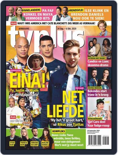 TV Plus Afrikaans Magazine (Digital) September 24th, 2020 Issue Cover