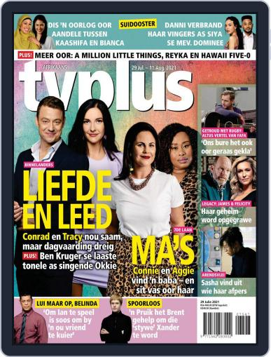 TV Plus Afrikaans Magazine (Digital) July 29th, 2021 Issue Cover