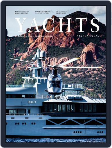 Yachts International Magazine (Digital) August 24th, 2020 Issue Cover