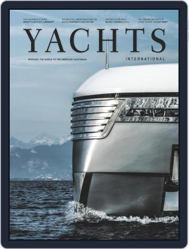 Yachts International Magazine (Digital) February 3rd, 2021 Issue Cover
